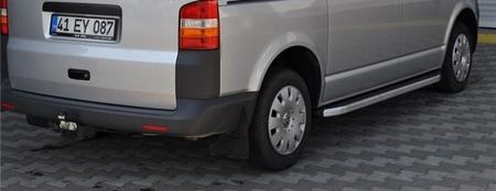 01655691 Stopnie boczne - Ford Transit Custom short (długość: 205 cm)