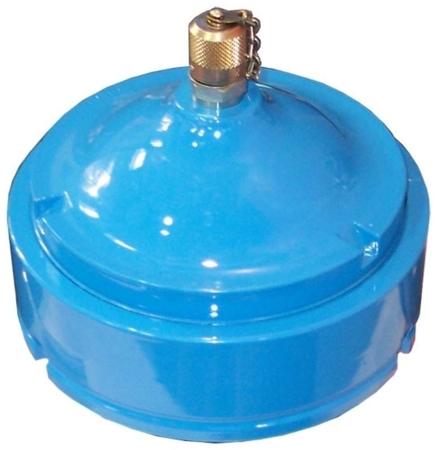 DOSTAWA GRATIS! 01538880 Akumulator hydrauliczny Hydro Leduc (objętość azotu: 2,55 l/dm³, maksymalne ciśnienie: 400 bar)