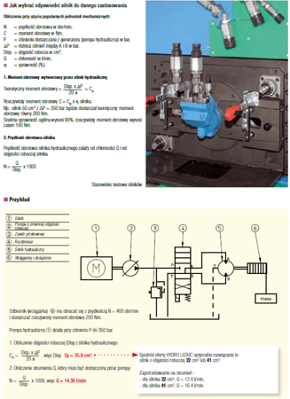 DOSTAWA GRATIS! 01538888 Silnik hydrauliczny tłoczkowy Hydro Leduc (objętość robocza: 18 cm³, maksymalna prędkość ciągła: 8000 min-1 /obr/min)