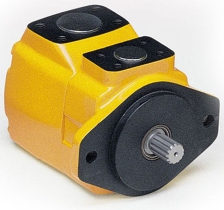 DOSTAWA GRATIS! 01539189 Pompa hydrauliczna łopatkowa B&C (objętość geometryczna: 153,5 cm³, maksymalna prędkość obrotowa: 2200 min-1 /obr/min)