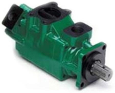 DOSTAWA GRATIS! 01539216 Pompa hydrauliczna łopatkowa dwustrumieniowa B&C (objętość geometryczna: 91,2+39,5 cm³, maks. prędkość: 2500 min-1 /obr/min)