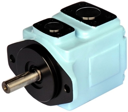 DOSTAWA GRATIS! 01539234 Pompa hydrauliczna łopatkowa wg kodu Denison (R) B&C (objętość geometryczna: 58 cm³, maks. prędkość: 2800 min-1 /obr/min)