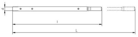 DOSTAWA GRATIS! 2203108 Wciągnik linowy, rukcug 30.10/0.8t (długość liny: 40m, udźwig: 0,8 T)