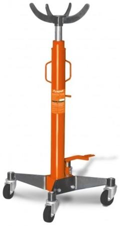DOSTAWA GRATIS! 32240186 Hydrauliczny podnośnik skrzyni biegów z regulowaną wysokością Unicraft (udźwig: 1500 kg)