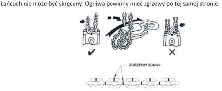 DOSTAWA GRATIS! 33938857 Wciągnik łańcuchowy elektryczny ELW 1 (udźwig: 1 T, wysokość podnoszenia: 3 m)