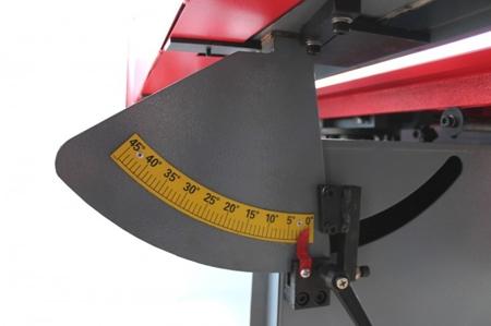 DOSTAWA GRATIS! 44349997 Szlifierka krawędziowa Holzmann z trzewikiem do forniru (wymiary taśmy: 3000x200 mm, wymiary blatu: 960x350 mm)