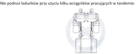 IMPROWEGLE Wciągnik łańcuchowy elektryczny ELW 1 (udźwig: 1 T, wysokość podnoszenia: 3 m) 33938857