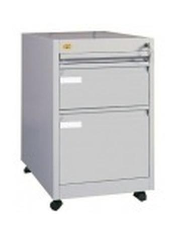 Kontenerek przybiurkowy, 3 szuflady (wymiary: 690x440x600 mm) 77157079