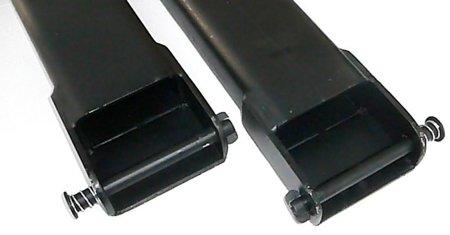 Przedłużki wideł udźwig 2500kg (1900mm) 29016474