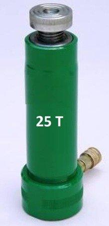 Siłownik hydrauliczny (wysokość podnoszenia min/max: 275/502mm, udźwig: 25T) 62776201