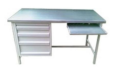 Stół warsztatowy, 4 szuflady (wymiary: 1800x700x750 mm) 77156900