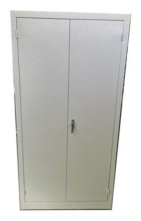 Szafa chemiczna ze zwiększoną ochroną przeciwpożarową, 4 półki (wymiary:  2000x1000x450 mm) 77174742