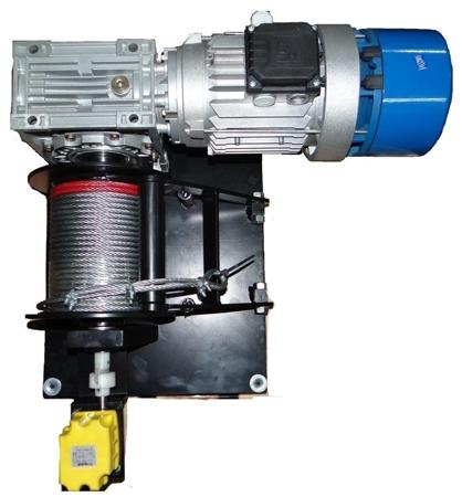 Treton Elektryczna wciągarka linowa (siła uciągu: 1100/1350 kg) 28846320