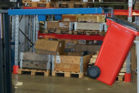Uchwyt do opróżniania koszy na śmieci GermanTech (pojemniki od 40 do 400 L) 99724731