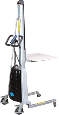 Wózek podnośnikowy elektryczny (udźwig: 150 kg) 310414